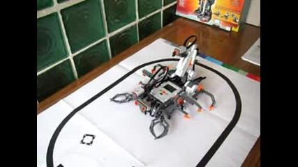 lego mindstorms - скорпион