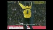 Босненски коментатор полудява след гол на Един Джеко срещу Белгия