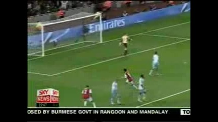 Arsenal - Newcastle - 2:0