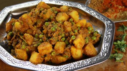 Къри с картофи и грах | Индия с Рик Стайн | 24Kitchen Bulgaria