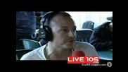 Chester Bennington - Interview Live 105