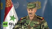 "Syria: Over ""500 IS militants"" flown to Yemen via Turkey - Syrian Army"