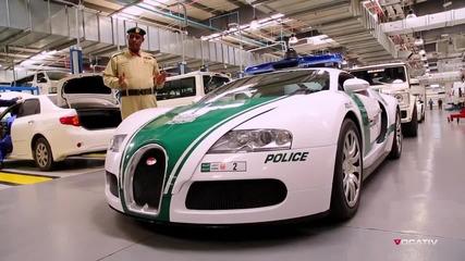 Най-бързият полицейски автомобил в света