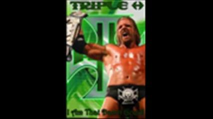 Triple H *slideshow*