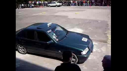 Mercedes Benz C - class Pgmett - Shumen
