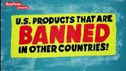 Американски продукти забранени в другите страни