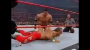 Wwe Armageddon 2003 Hbk Vs Batista (part 1)