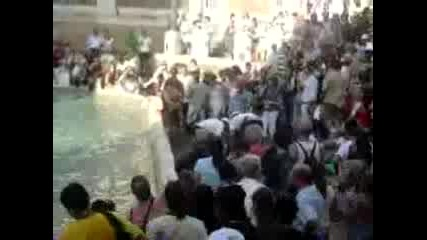Roman Fountain Dive