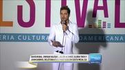 David Bisbal Entrevista - L Festival 2015