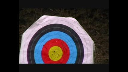стрелба с лък младежи и девойки 2010г
