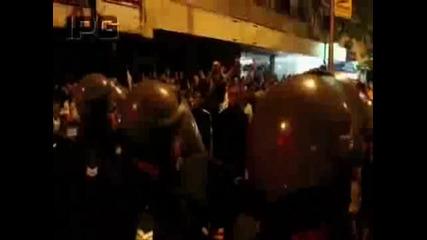 G A N - Събудете се Българи (протест 2011)