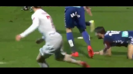 31.01.2015 Ейбар - Атлетико Мадрид 1:3 - Всички голове