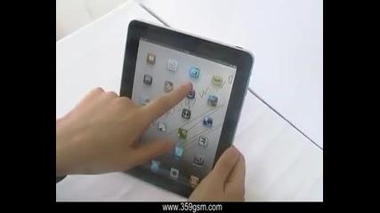 Apple ipad Видео ревю Разцъкване 4