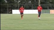 Артуро Видал с реални шансове да играе за Чили срещу Австралия