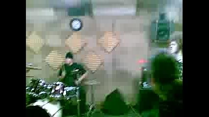 Aground - Неозаглавена Песен - Репетиция