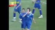 Левски - Цска 09.06.2009 - 2 на 0 - Гол на Георги Христов!