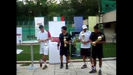 Победителите от турнира Про - Ам2009