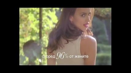 Perfect Kiss и Ирина Шейк за Avon