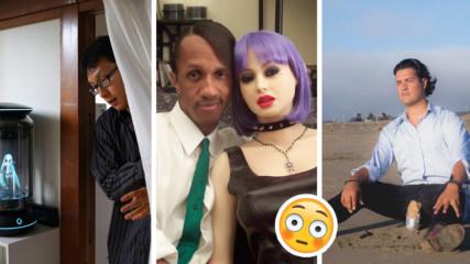 Любовта е сляпа: Да се ожениш за дюнер и още странни сватби!