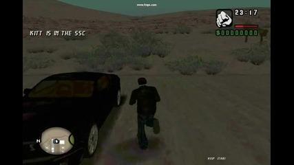 Gta San Andreas Knight Rider New Generation Mod Features (kitt)