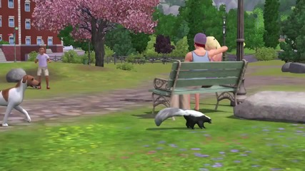 The Sims 3 Unleashed Trailer (hd) Pets
