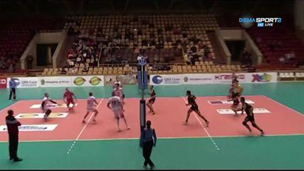 Репортажи от 4-ия кръг в Суперлигата по волейбол