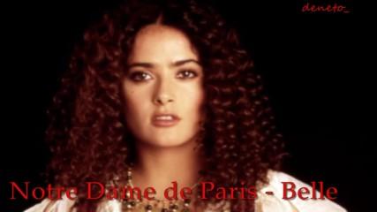 Garou , Daniel Lavoie, Patrick Fiori - Notre Dame de Paris - Belle ( Превод)