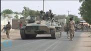 Nigerian Military Says Destroys 10 Boko Haram Camps