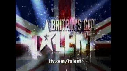 Tobias Mead - Britains Got Talent 2010