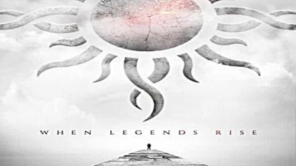 Godsmack - When Legends Rise ( Official)