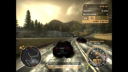 Need For Speed Most Wanted Епизод 7
