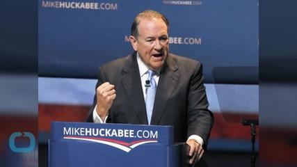 Mike Huckabee Announces GOP Presidential Run