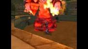 Wow - Ragnaros Vs Luciferion