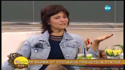 """""""На кафе"""" с Камелия Воче (22.01.2015)"""