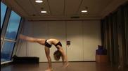 Невъобразима гъвкавост, грациозност, сила и баланс!