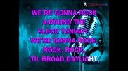 Bill Haley - Rock Around The Clock (karaoke)