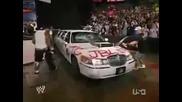 John Cena and Cryme Tyme destroy Jbl's Limo