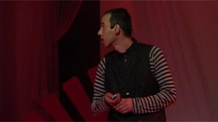 Tedxbg 2010: Андреан Нешев