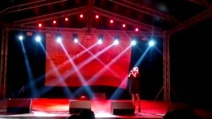Концерта на Десислава на панира в град Видин - част -18