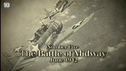 10-героичните битки на Втората световна война