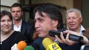 Иво Тонев: Футболистите показаха характер