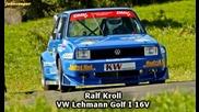 Vw Golf 1 16v - Ralf Kroll - Hauenstein Bergrennen 2012