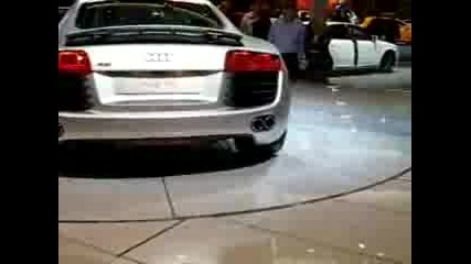 Audi R8 - Toronto International Auto Show