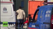 Turkey: At least 14 refugees drown after boat heading to Lesbos capsizes
