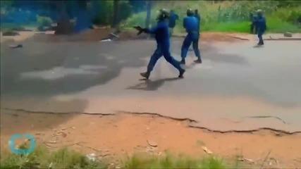 EU Warns of Sanctions Over Violence in Burundi Crisis