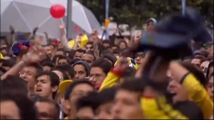 Гордост и тъга в Богота