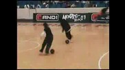 And1 Usa Vs And1 France - Freestyle
