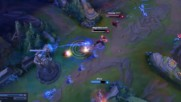Orianna Sick Outplay by iffcho