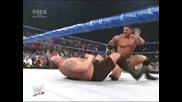 Wwe Smackdown - John Cena And Batista
