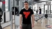 Muscle Damage - Тренировка за Долна част с акцент сила